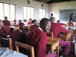 Suumu Secondary School Students
